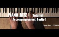 🎹Piano Bar Jazz (Episode 1) - Tutoriel Facile Grands Débutants