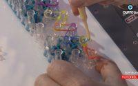 [TUTORIEL] : Comment créer son 1er bracelet élastique en chaine Loom