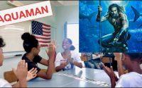 TUTORIEL : apprendre l'anglais avec une bande-annonce (AQUAMAN trailer)