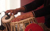 Trilok Gurtu : leçon de tablas à la Fnac Montparnasse