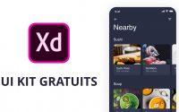 Tutoriel Adobe XD - Télécharger des Kits UI Gratuitement !