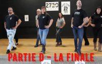 Tutoriel L'Amérique pleure - Les Cowboys Fringants -  DANSE EN LIGNE