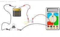 Tutoriel : Utilisation de l'ampèremètre