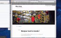 Tutoriel installation Wordpress