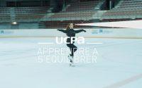 Tutoriel patin à glace UCPA N°5 - Apprendre à s'équilibrer