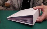tutoriel album photos débutant papiers et enveloppes  action thème licorne partie 2😉