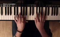 🎹Comptine d'un autre été (Yann Tiersen) - Piano Tutoriel (Part 1/2)