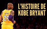 """#6 """"Une histoire , une leçon"""" : Kobe Bryant"""