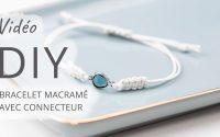Bracelet macramé - Tutoriel DIY | Dreambeads en ligne