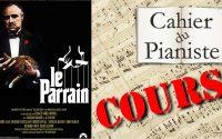 [COURS] Apprendre Nino Rota - Le Parrain / The Godfather - Piano Solo