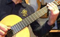 Canon de Pachelbel (débutants) Leçon de guitare