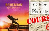 [Cours] Apprendre Queen - Bohemian Rhapsody - Piano Solo - (Partie 6/6)