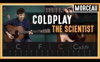 Cours de Guitare : Apprendre The Scientist de Coldplay