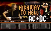 Cours de guitare : Apprendre Highway To Hell d'AC/DC
