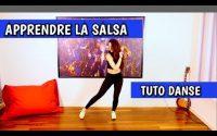 LA SALSA TUTO DANSE cours debutant / APPRENDRE A DANSER