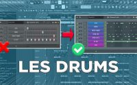La MÉTHODE pour FAIRE ses DRUMS   Tutoriel FL Studio 20