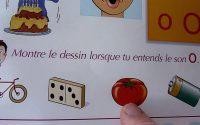 La leçon de KAMEL  page 8 / 9 lettre I et 0