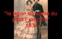 La leçon de valse du Petit François - Chansons Populaires