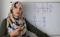 Leçon 09: la lettre au début du mot: Apprendre à lire et écrire l'arabe