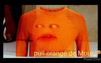 """Leçon N:2 le pull orange vous dit...""""Ne pas gâcher son talent"""" 😇😉"""