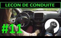 Leçon de conduite #11 - Comment passer une vitesse la 2ème