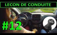 Leçon de conduite #12 - Comment passer une vitesse la 2ème PART2