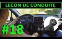 Leçon de conduite #18 - Monter et descendre les vitesses