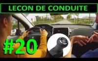 Leçon de conduite #20 - Monter et descendre les vitesses, levier de vitesses