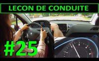 Leçon de conduite #25 - Quand, A quel moment changer les vitesses