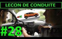 Leçon de conduite #28 - Démarrage en côte avec frein à main