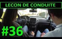 Leçon de conduite #36 - Marche Arrière