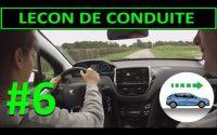 Leçon de conduite #6 - DEUXIEME Leçon - Démarrer une voiture