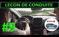 Leçon de conduite #9 - Comment arrêter une voiture