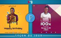 #Leçon du jour N°3 | Comment cré vôtre image pour vôtre anniversaire dn qlq mnt........