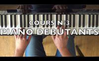 🎹Leçon piano facile Débutants - (Episode 3) - Les renversements
