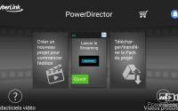 Mini tutoriel le logiciel de montage[ powerdirector]