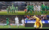 RÉAL MADRID-SOCIEDAD 3-4 (LE RÉAL PREND UNE LEÇON DE FOOTBALL ET SE FAIT ÉLIMINER)