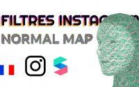 Spark AR Studio Tutoriel - Comment créer une Image Normal Map ? en Français