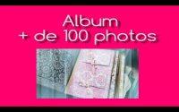 TUTORIEL ALBUM + 100 photos (partie 4)