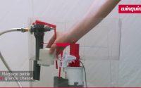 [TUTORIEL] Comment régler une chasse d'eau avec un robinet flotteur Jollyfill et un mécanisme MW2