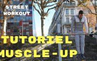 TUTORIEL MUSCLE-UP