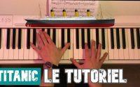 (Tutoriel) - Comment jouer le thème du titanic au piano