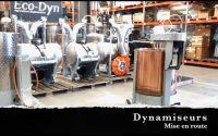 Tutoriel - Dynamiseur Eco-Dyn - Mise en route et Entretien