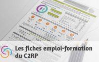 Tutoriel Fiches emploi-formation du C2RP