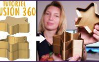 Tutoriel Fusion 360 : Modéliser une boîte pour l'impression 3D