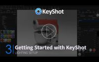 Tutoriel KeyShot | Lighting