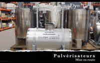 Tutoriel - Pulvérisateur Eco-Dyn pour préparations biodynamiques