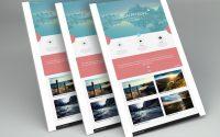 Tutoriel Web Design - Maquette Web / Adobe XD