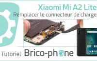 Tutoriel Xiaomi Mi A2 Lite : changer le connecteur charge