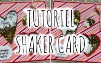 [Tutoriel n°25] Easy love shaker card | Scrap with Steph